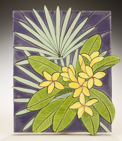 Mosaic by Barbara Melby-Burhans