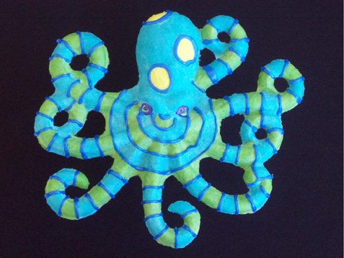 Octopus, Seaside