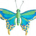 Butterfly, Tropical Sun