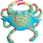 Crab, Tropical Sun