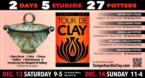 Tour de Clay 2014