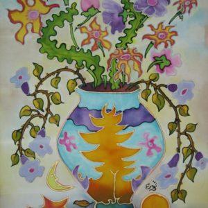 Goddess Matisse Vase